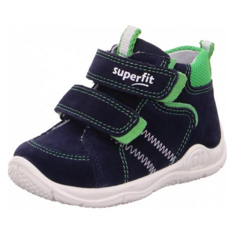 dětské celoroční boty UNIVERSE, Superfit, 0-609420-8000, tmavě modrá