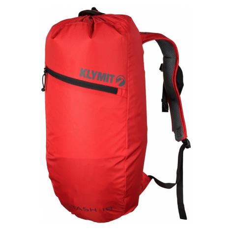 Nepromokavý batoh Stash 18 Klymit® – Červená