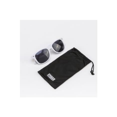 Urban Classics Sunglasses Likoma UC bílé / černé
