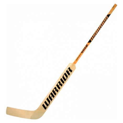 Brankářská hokejka Warrior Swagger STR2 Junior L (normální gard) 19 palců