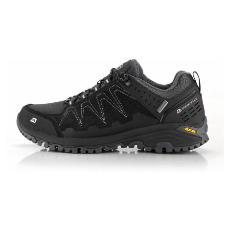 ALPINE PRO CHEFORNAK Unisex obuv outdoorová UBTP191990 černá