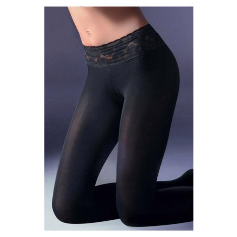 Bokové punčochové kalhoty Exclusiv 40 DEN Gabriella
