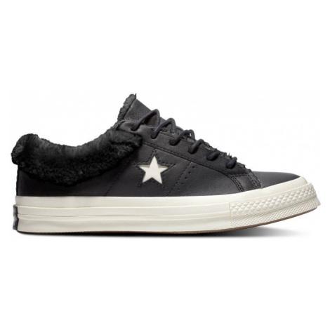 BOTY CONVERSE One Star SP (split collar - černá