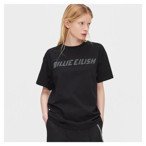 Cropp - Tričko Billie Eilish - Černý
