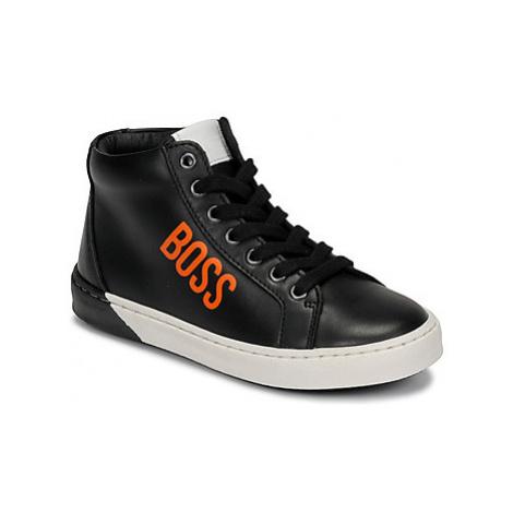 BOSS J09142 Černá Hugo Boss