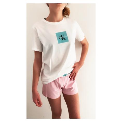 Dívčí souprava Calvin Klein G800388 | bílá