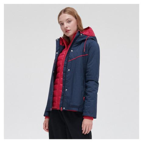 Cropp - Sportovní bunda s kapucí - Tmavomodrá