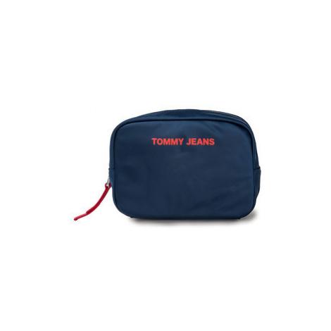 Tommy Hilfiger Tommy Jeans dámská tmavě modrá kosmetická taška WASHBAG