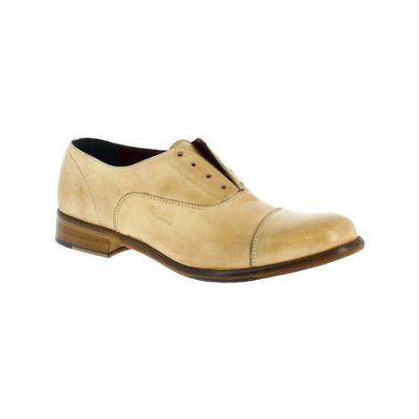 Leonardo Shoes 32894/10 PAPUA CUOIO Hnědá