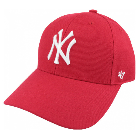 47 BRAND MLB NEW YORK YANKEES YTH B-MVP17WBV-RD
