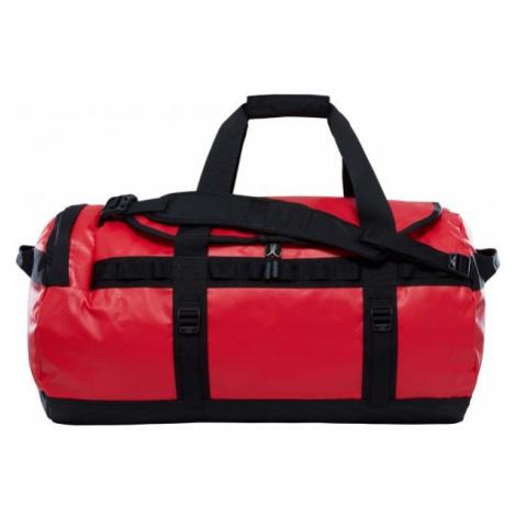 The North Face BASE CAMP DUFFEL růžová - Cestovní taška