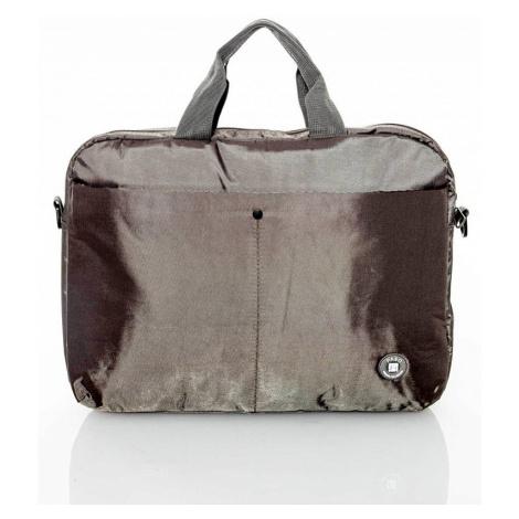 Khaki taška na notebook BASIC