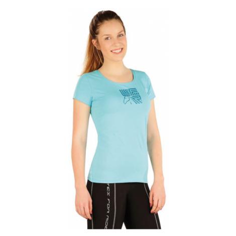 LITEX Triko dámské s krátkým rukávem. J1222501 světle modrá