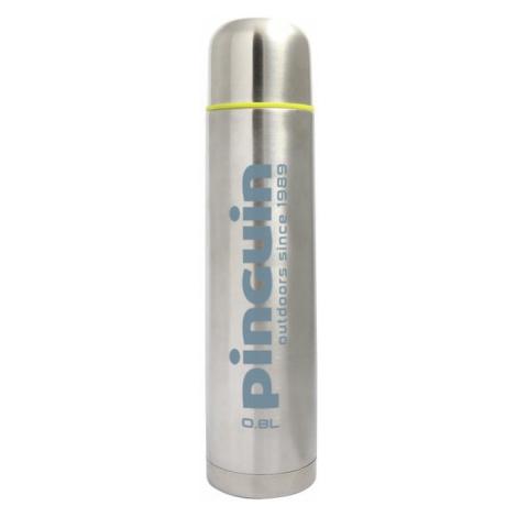 Pinguin Vacuum Thermobottle 0,8l nerez termoska, stříbrná
