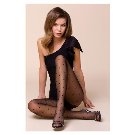 Dámské punčochové kalhoty Gabriella 457 Stars 2-4