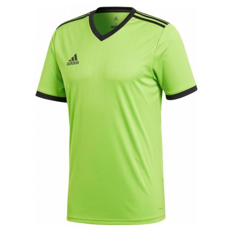 Dres adidas Tabela 18 Jersey Zelená / Černá