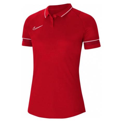 Dámské tričko Nike Academy 21 Červená