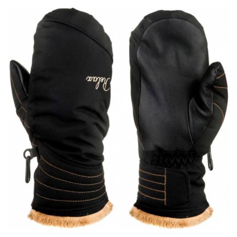 RELAX HEAT Dámské lyžařské rukavice RR18C černá