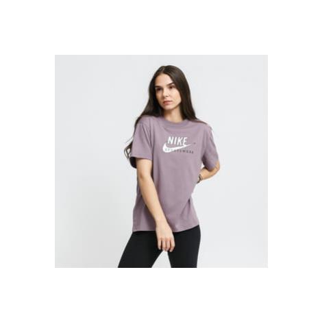 Nike W NSW Heritage SS Top fialové