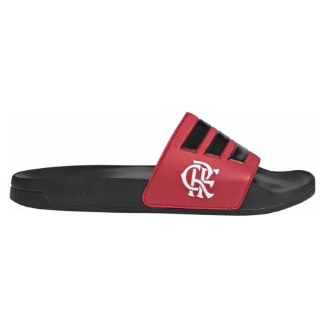 Pantofle adidas Chinelo Flamengo Adilette Černá / Červená