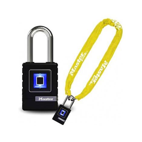 Master Lock zámek pro elektrokola, koloběžky 8390EURDPROCOLY + 4901EURDLH