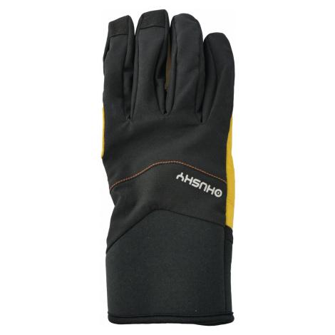 Husky Ergon, černá Pánské rukavice
