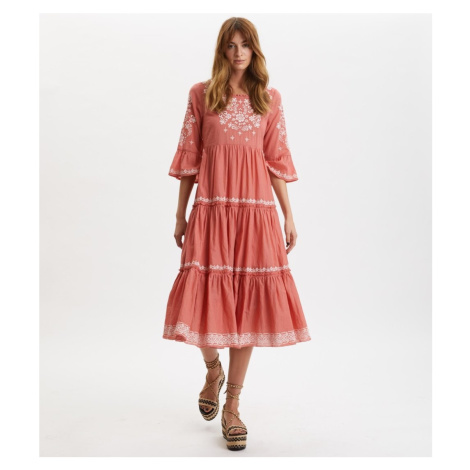Šaty Odd Molly The Ideal Dress - Červená