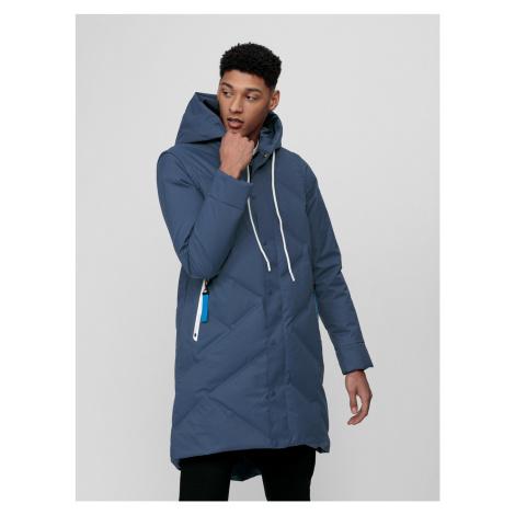 Pánský péřový kabát 2v1 4F
