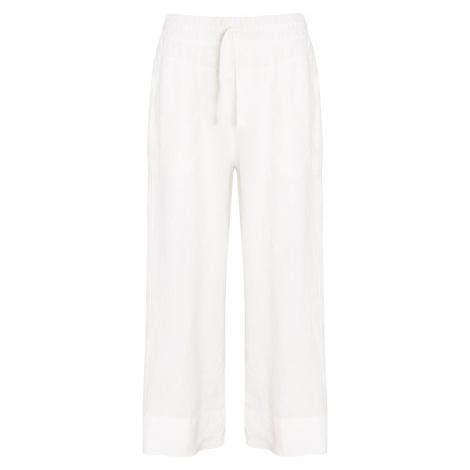 Kalhoty Deha EASY bílá