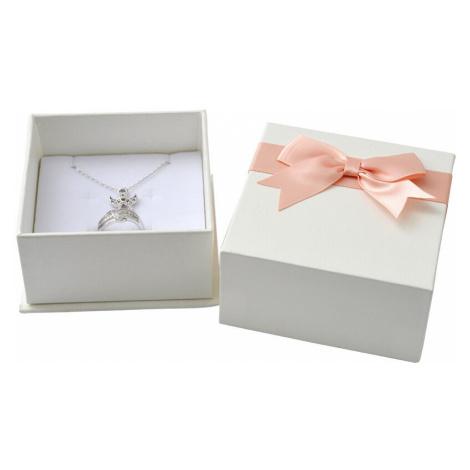 JK Box Dárková krabička na soupravu šperků FF-4/A1/A5 JKbox
