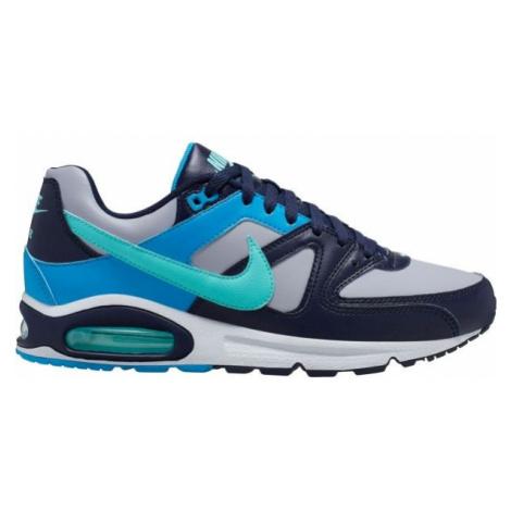 Nike AIR MAX COMMAND šedá - Pánská volnočasová obuv