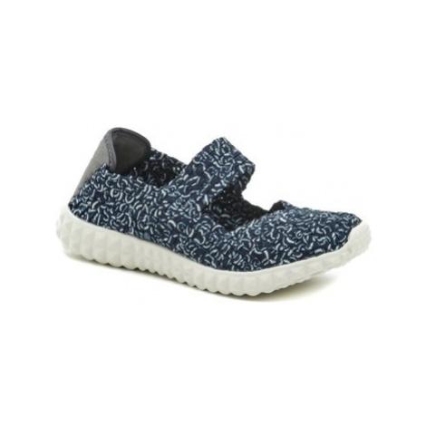 Rock Spring NYC Navy dámská gumičková obuv Modrá