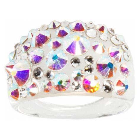 Troli Prsten Bubble Crystal AB