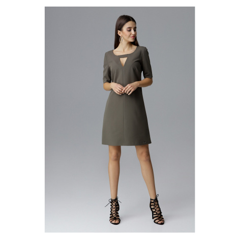 Denní šaty model 126013 Figl