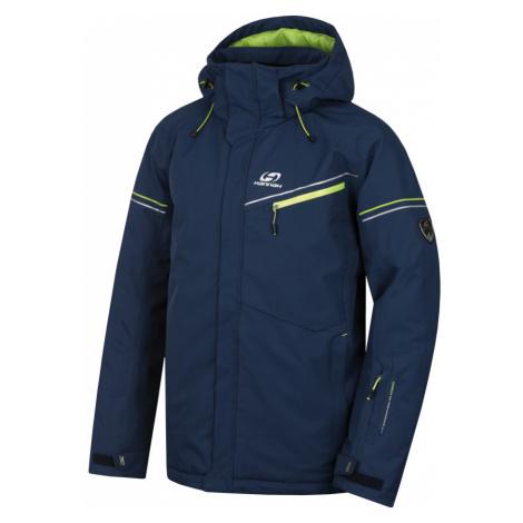 HANNAH MARRIM Pánská lyžařská bunda 10007152HHX01 Midnight navy
