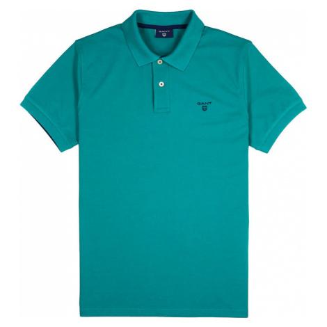 Pánské tričko s límečkem GANT