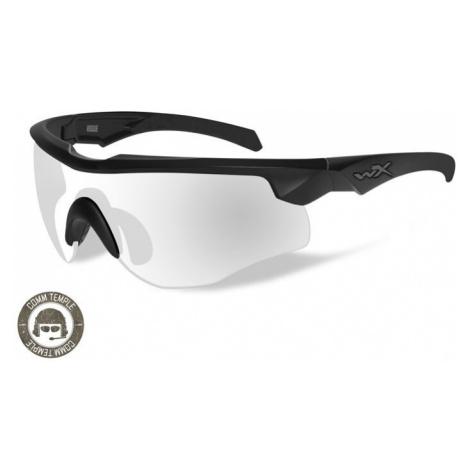Střelecké brýle Wiley X® Rogue - černý rámeček, čiré čočky