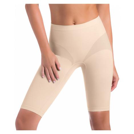 Kalhotky stahovací nohavičkové bezešvé Guaina Bodyeffect Invisibile Intimidea