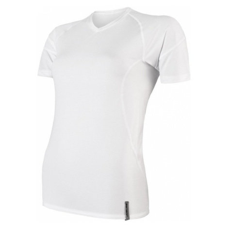 COOLMAX TECH Dámské funkční triko 20100022 bílá Sensor