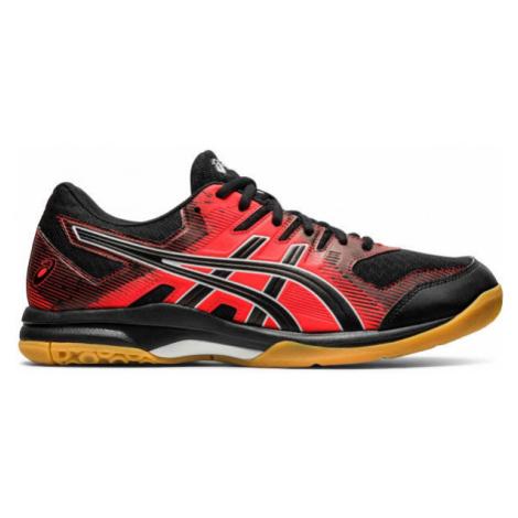 Asics GEL-ROCKET černá - Pánská tenisová obuv