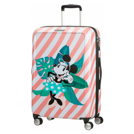 AT Kufr Funlight Disney Spinner 67/26 Minnie Miami Holiday, 46 x 26 x 67 (122090/7922) American Tourister