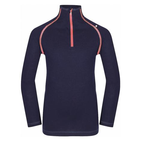 Dětské prádlo - triko Alpine Pro GENETO - lososová
