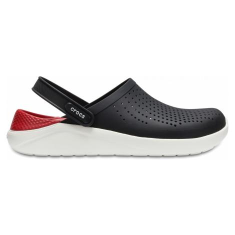 Crocs LiteRide Clog Slate Black/White