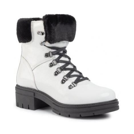 Šněrovací obuv Lasocki RST-ARIZONA-09 Přírodní kůže (useň)/-Leštěná