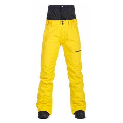 Horsefeathers HAILA PANTS žlutá - Dámské lyžařské/snowboardové kalhoty