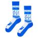Ponožky COOLsocks Blue Reindeer