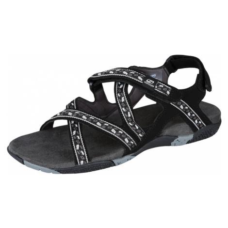 HANNAH FRIA LADY Dámské sandály 10003340HHX01 Anthracite (leaf)