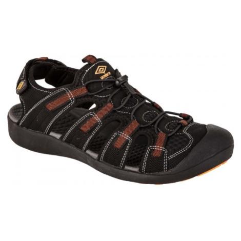 Umbro VILJAMI oranžová - Pánské sandály