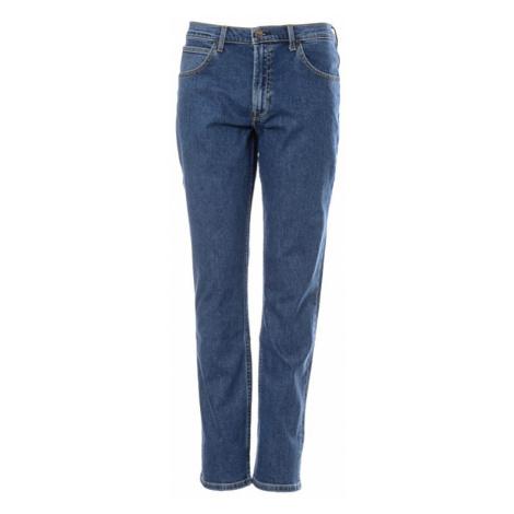 Lee jeans Brooklyn Straight Mid Stonewas pánské modré