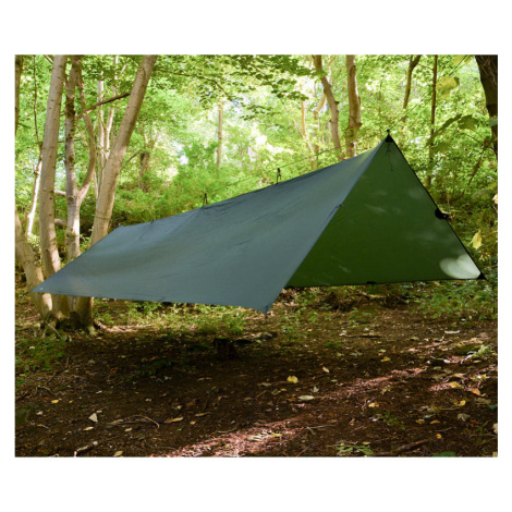 Bivakovací celta / plachta DD HAMMOCKS SuperLight Tarp XL 4,5x2,9m - OLIVE (690g)